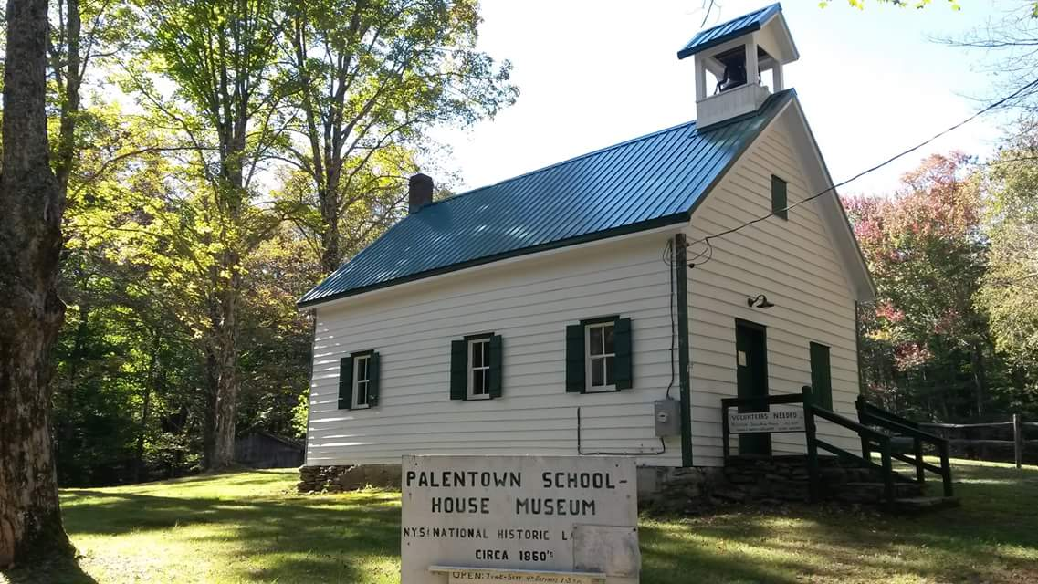 Palentown Schoolhouse, National Historic Landmark