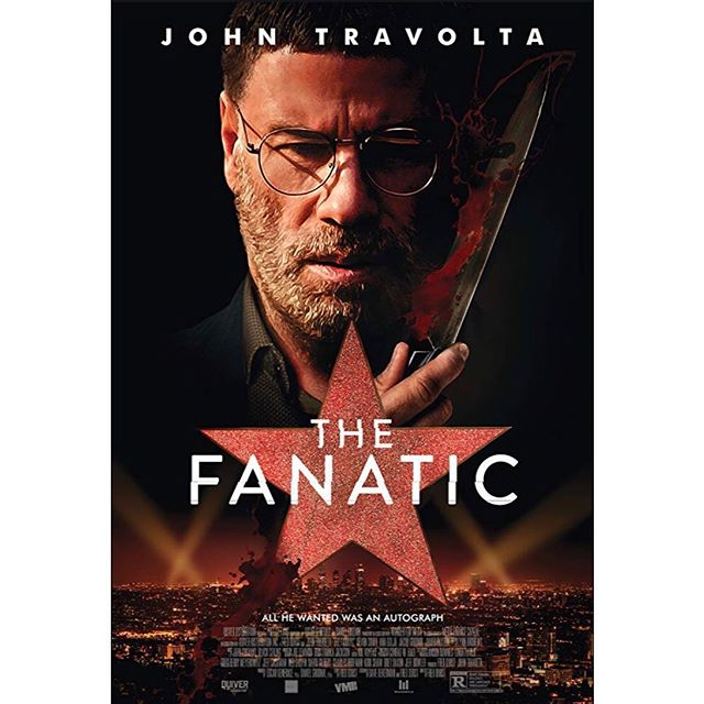 🔪 New Quickie is up! 🔪  Jenn and Alex discuss the fever dream experience of going to The Fanatic (2019) screening at The Egyptian Theatre in Hollywood. The two discuss the film, the Q+A they witnessed with John Travolta and Fred Durst, as well as who they would be fanatics for. There are spoilers. . . #thefanatic #thefanaticmovie #johntravolta #freddurst #limpbizkit #devonsawa #hollywood #movie #movies #moviepodcast #cinema #cultclassic #cultfilm #bmovie