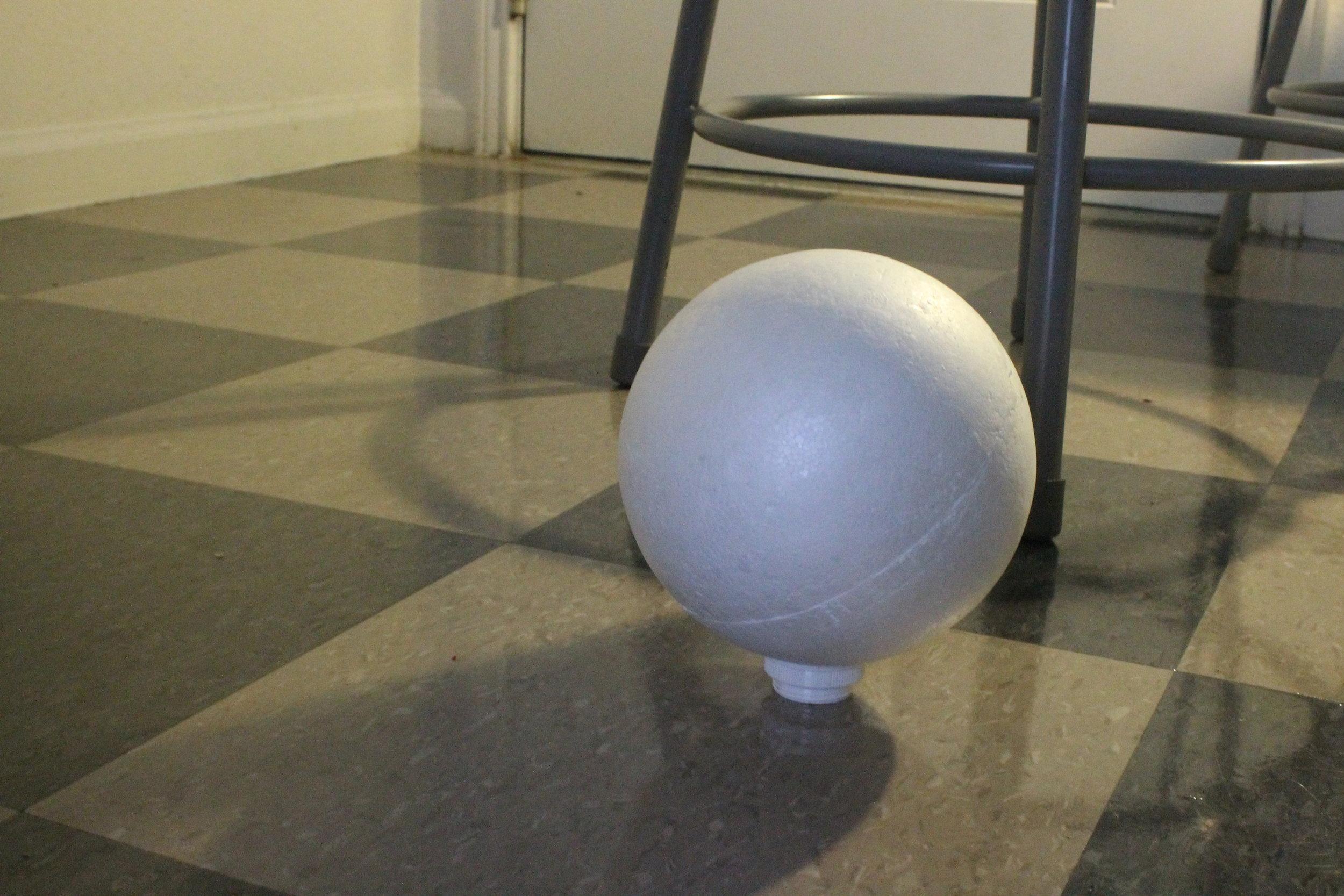 grey ball reference