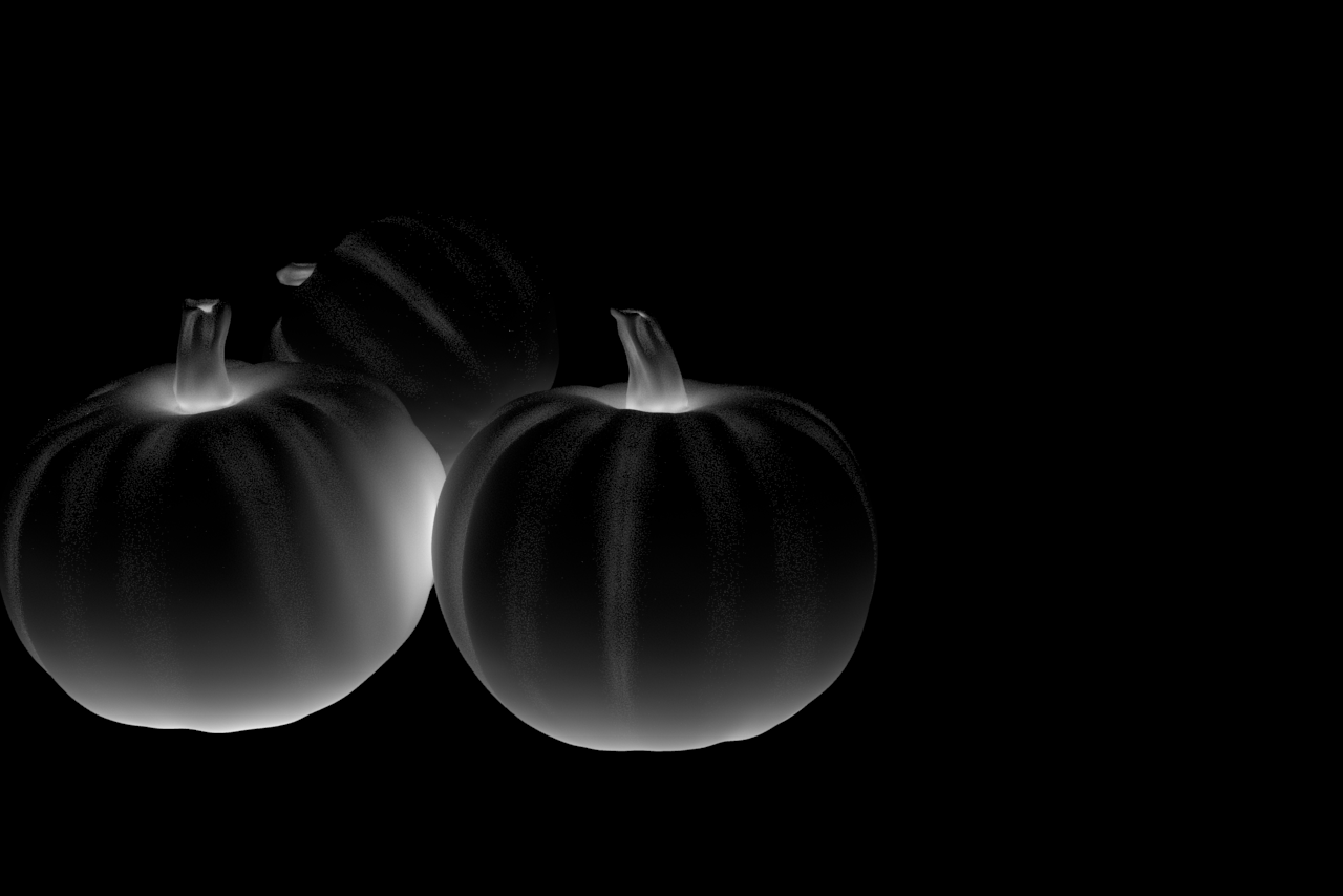 occlusion on pumpkins