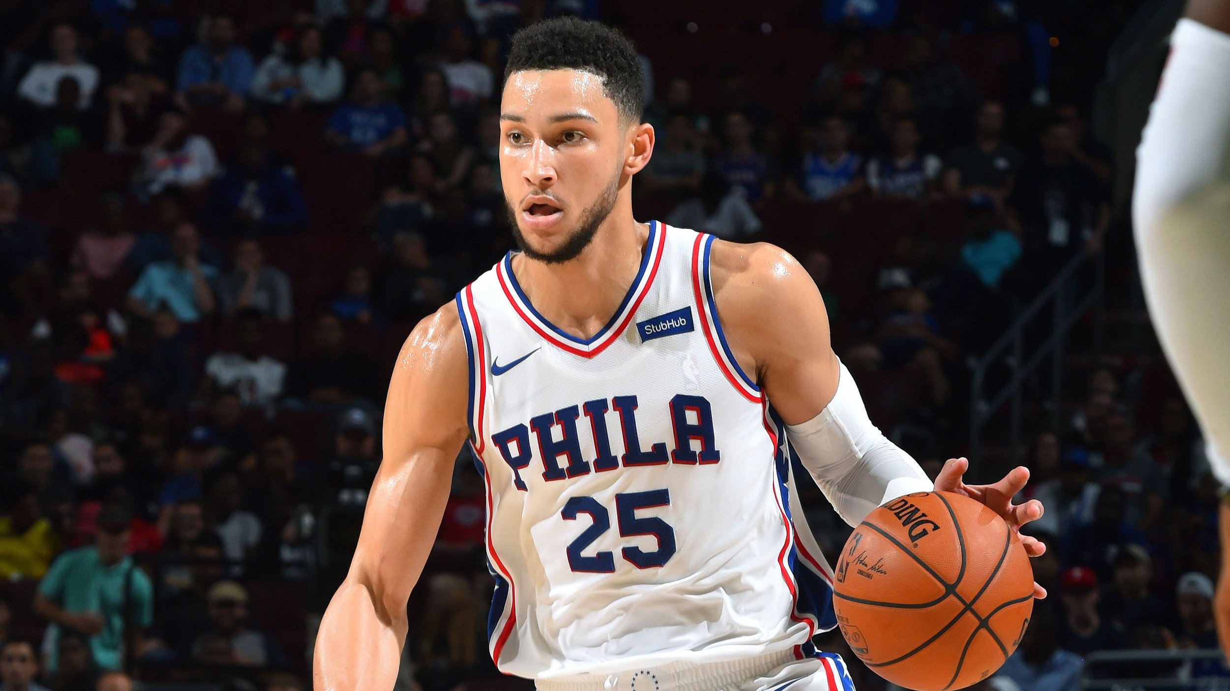 Ben Simmons - Point Guard; Philadelphia 76ers