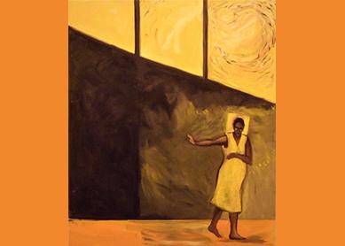 Richard McBee,  Annunciation 3 , 2012.