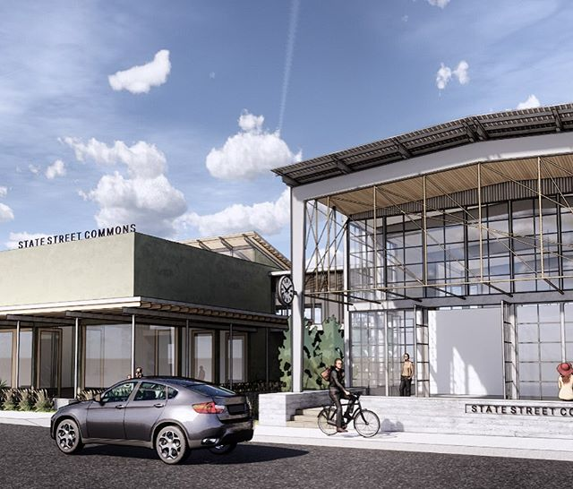 State Street Commons. The adaptive reuse and redevelopment of the antique mall in the heart of Carlsbad Village. Bringing this vibrant mixed-use project to State Street in collaboration with @hpinvestors soon.  #carlsbadvillage #statestreetcommons #redevelopment