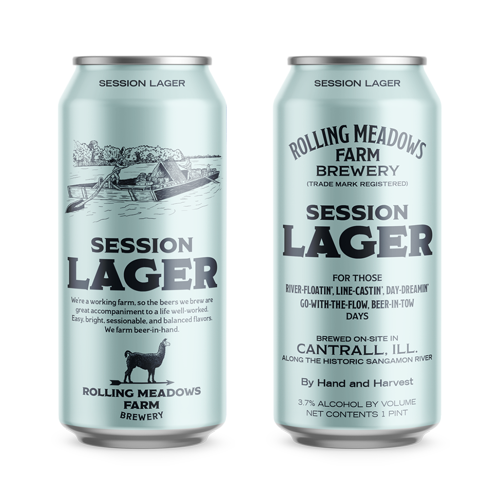 session lager - Lager3.7% ABVThe beer that will set you free…our Session Lager is an easy drinking, smooth lager that has caramel flavors that make it great to drink with a nice meal, or even cook with. Reach for this lager on those long summer days.