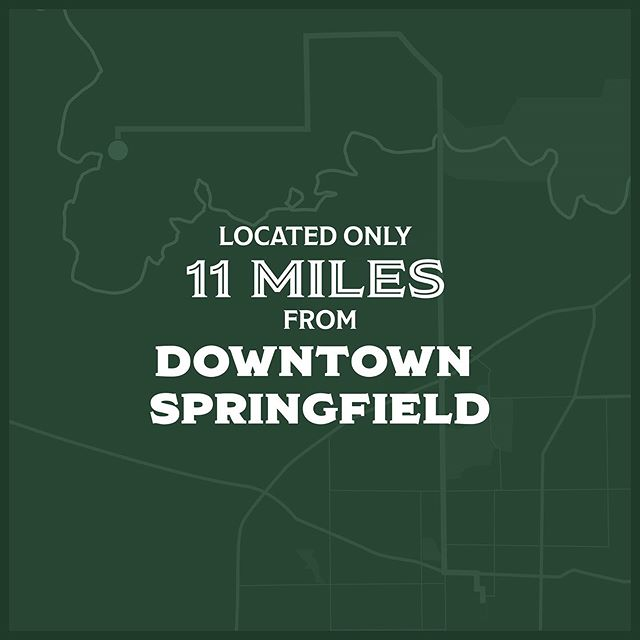 Did you know our farm brewery is just 11 miles from downtown Springfield? That's right, you can escape the hustle and bustle of the capitol city and enjoy the great outdoors (and a few beverages too!) in a matter of minutes. . . . . #rmfb #springfieldilbrewery #getoutside #supportlocal #rollingmeadowsfarmbrewery #farmtoglass