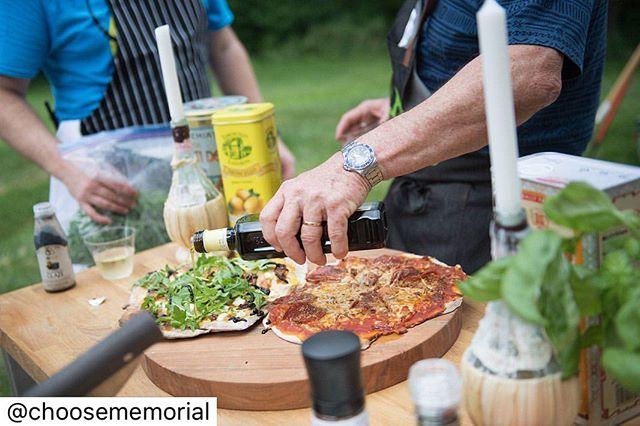 @choosememorial - Thanks for an unforgettable evening! . . . #rmfb #springfieldil #supportlocal #farmtoglass