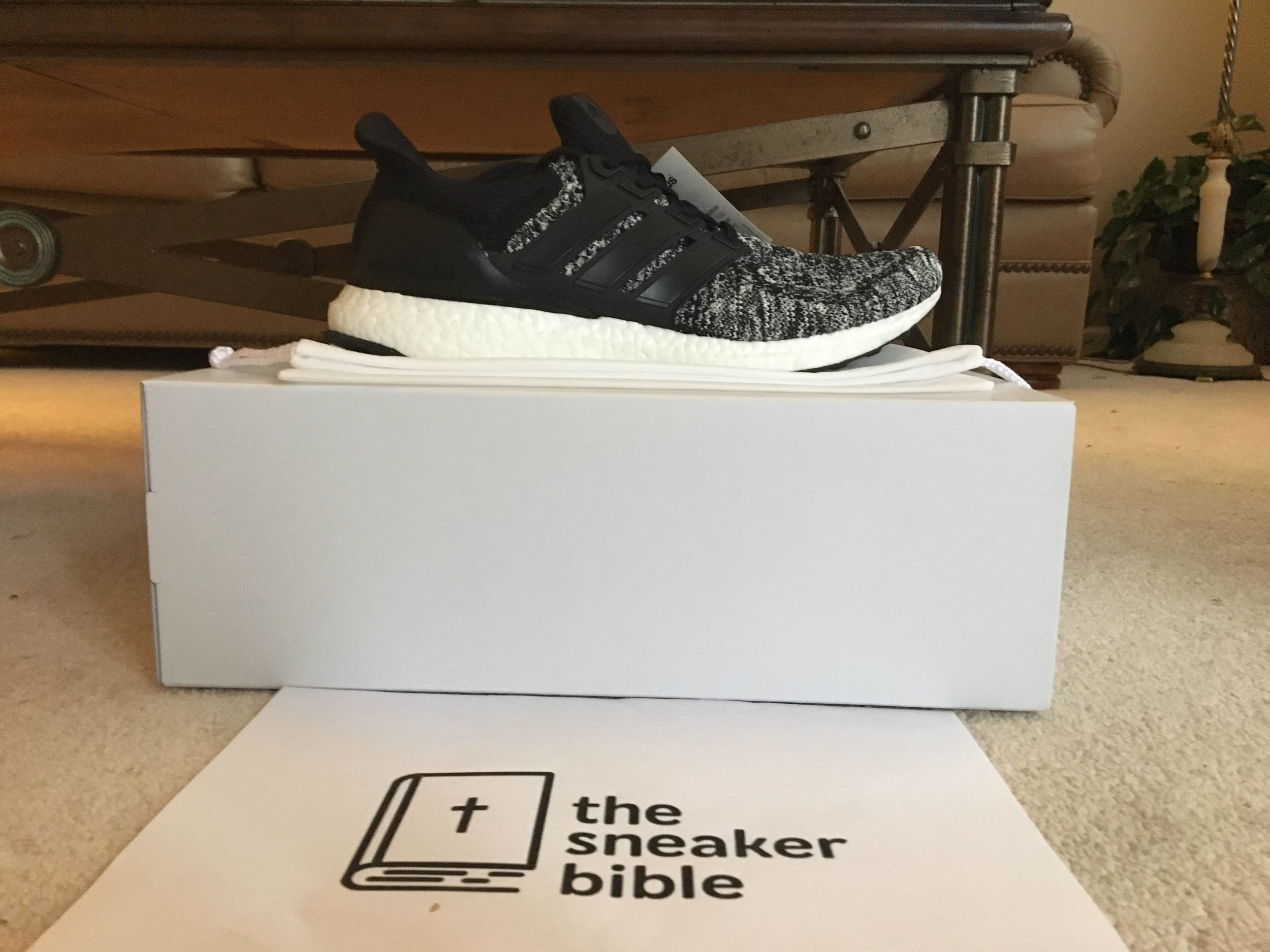 TheSneakerBible Success - RC UB