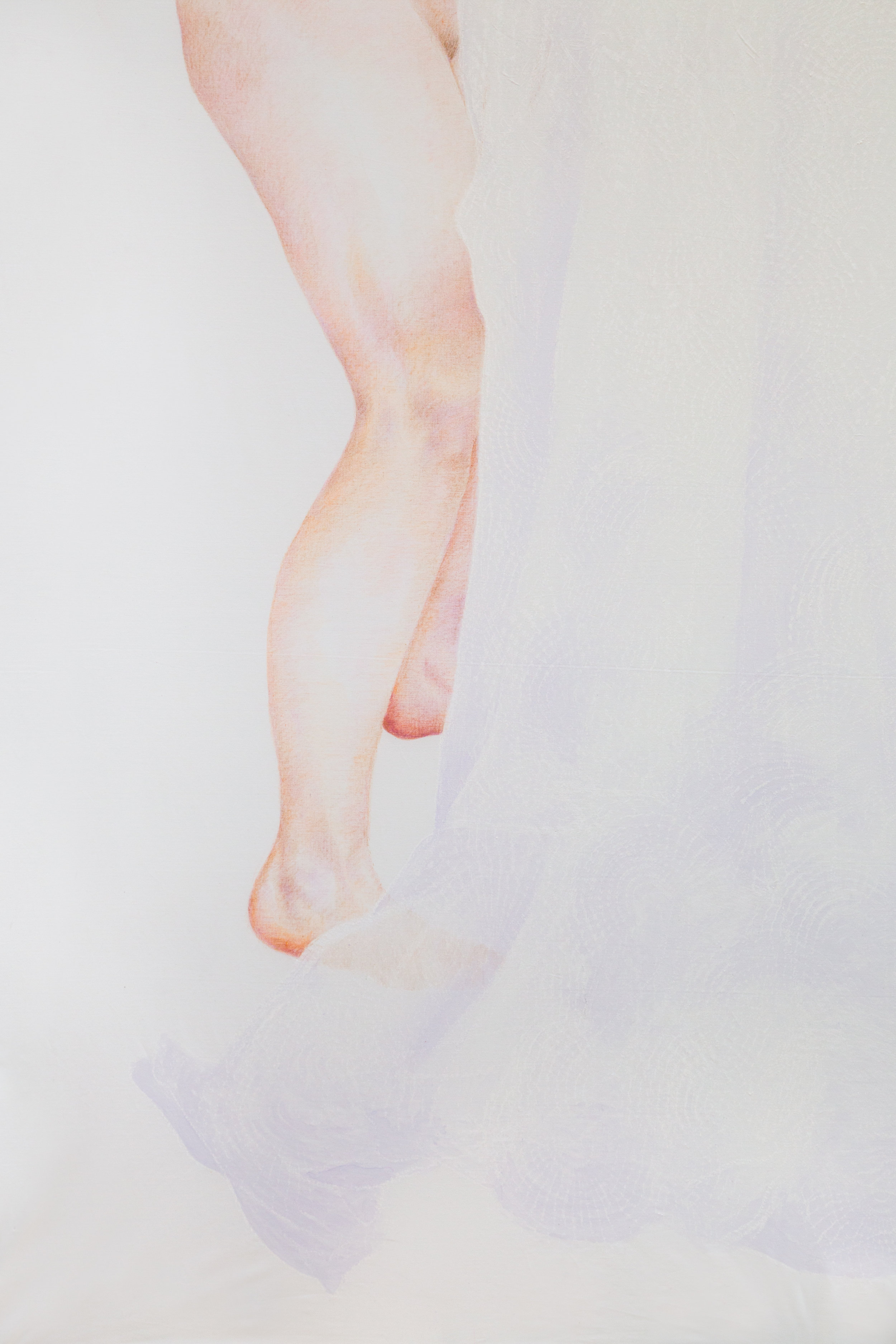 Dressed in White (detail)