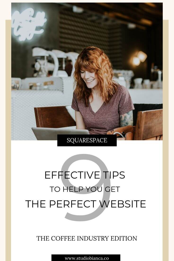 Is your coffee business women owned? Take a look at this useful guide to help your coffee website design standout from the crowd so you can serve your community better. Get helpful tips and design inspiration so you can feel empowered to share your site with your industry and help potential customers.