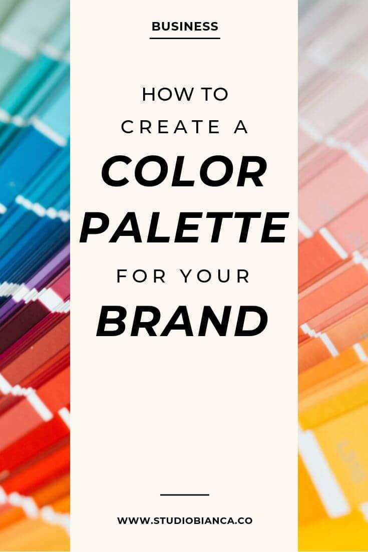 Need to make a color palette for your brand and website? Every girl boss needs a color palette, and you'll find it handy in every aspect of your online business. Whether you're building your Squarespace website or creating branded content for social media, a color palette will help you create a cohesive, standout brand. Learn how to make yours the fast and easy way! Read the post!