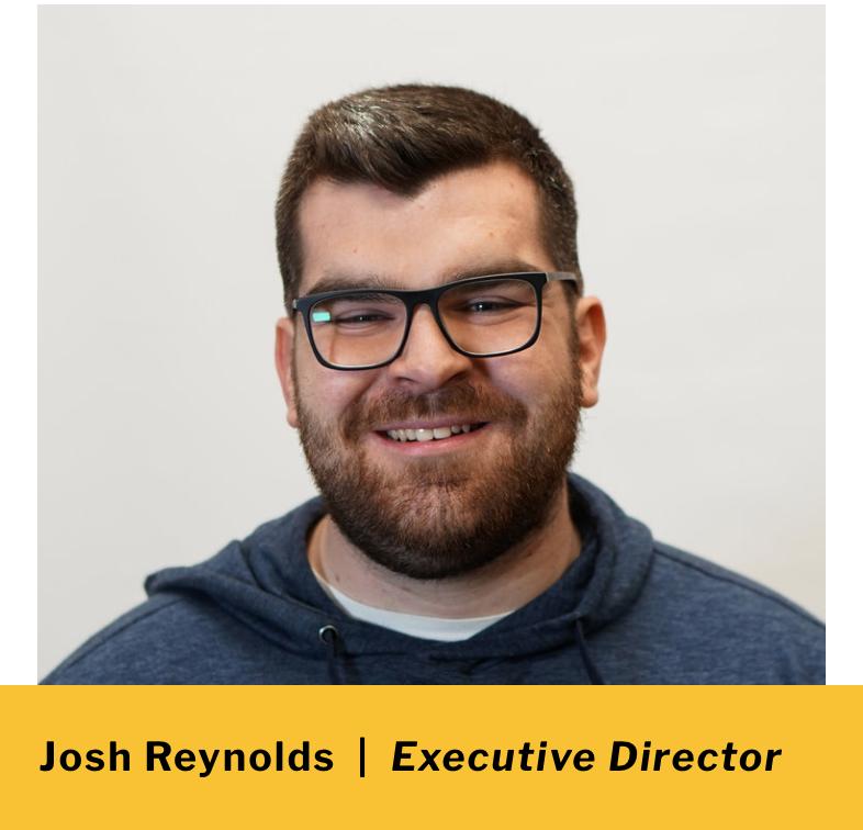 Josh Reynolds | Executive Director