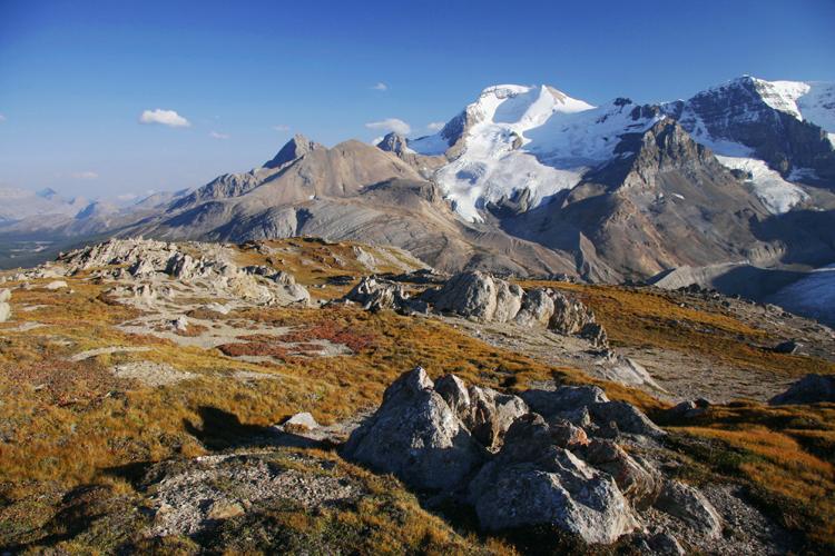 Mt Athabasca