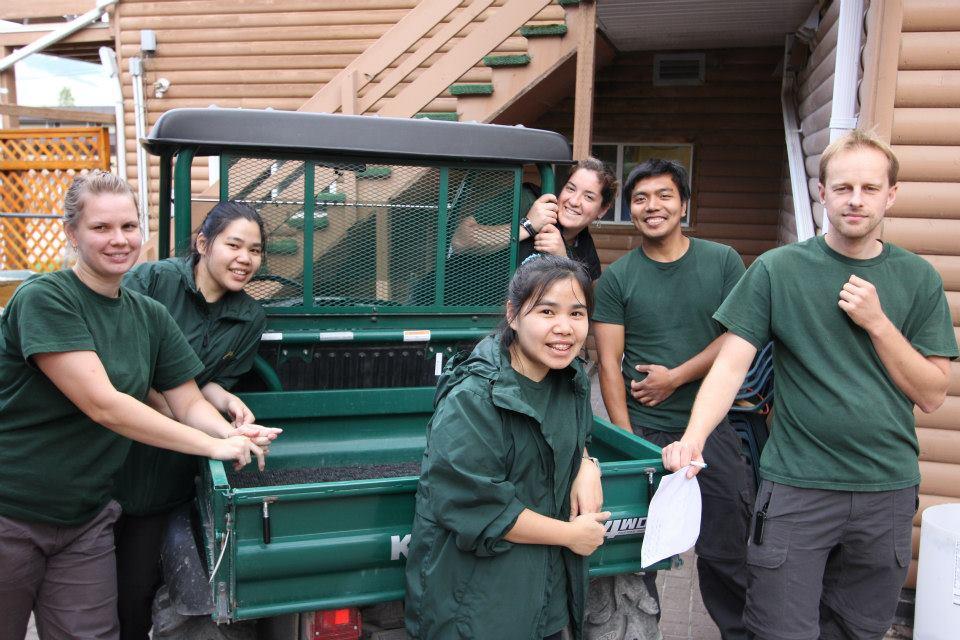 Housekeeping Staff 2012