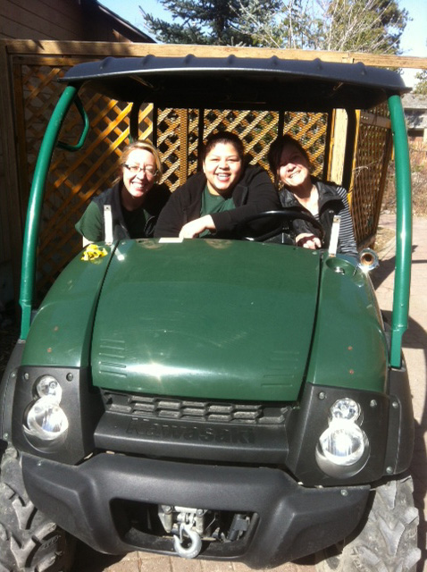 Happy Days at Bear Hill Lodge