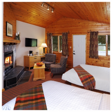The Chalet Room