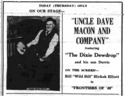 Uncle Dave Macon ad.png