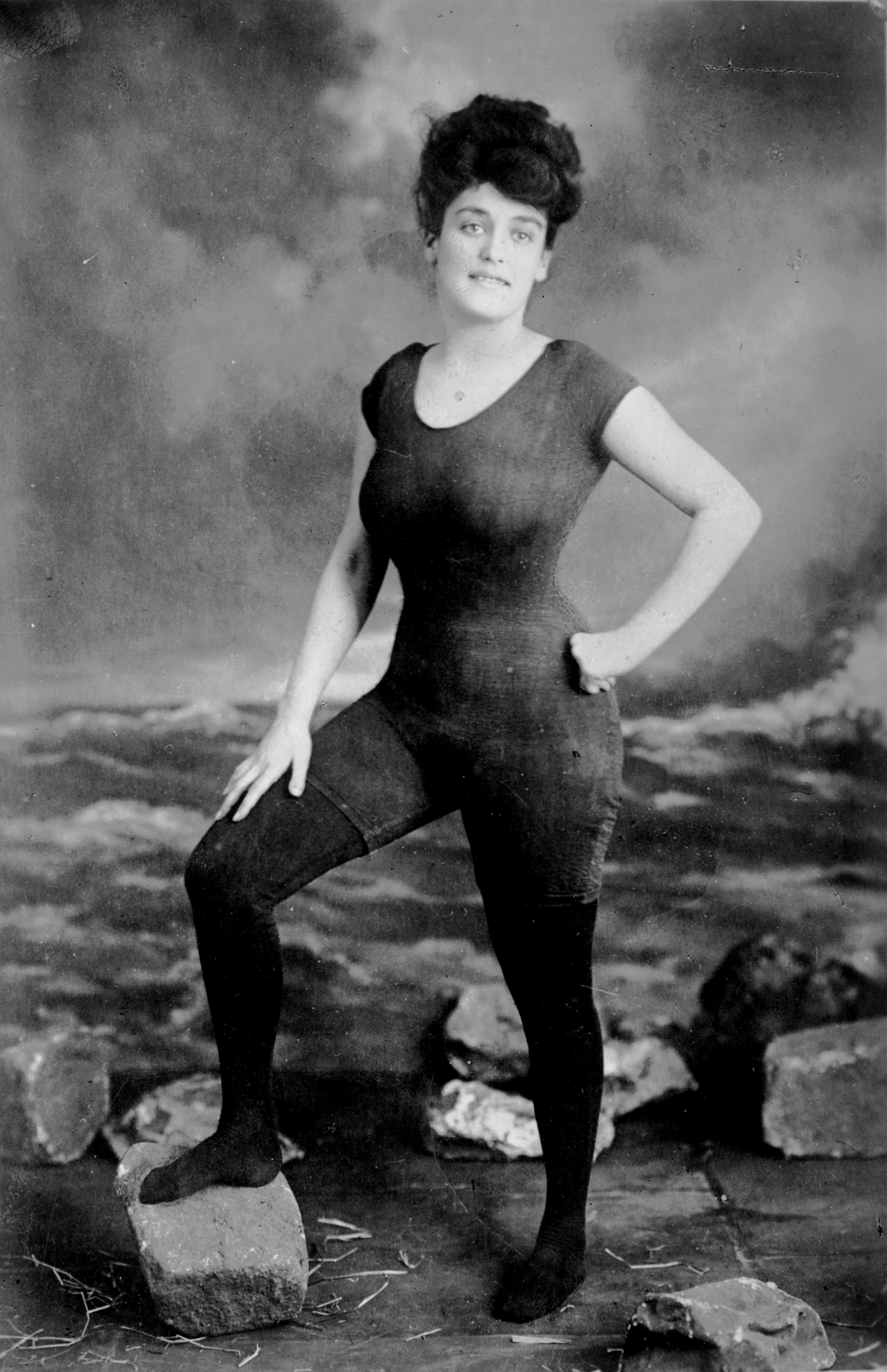 Annette Kellerman - A trailblazing figure of marathon swimming, women's empowerment and entertainment