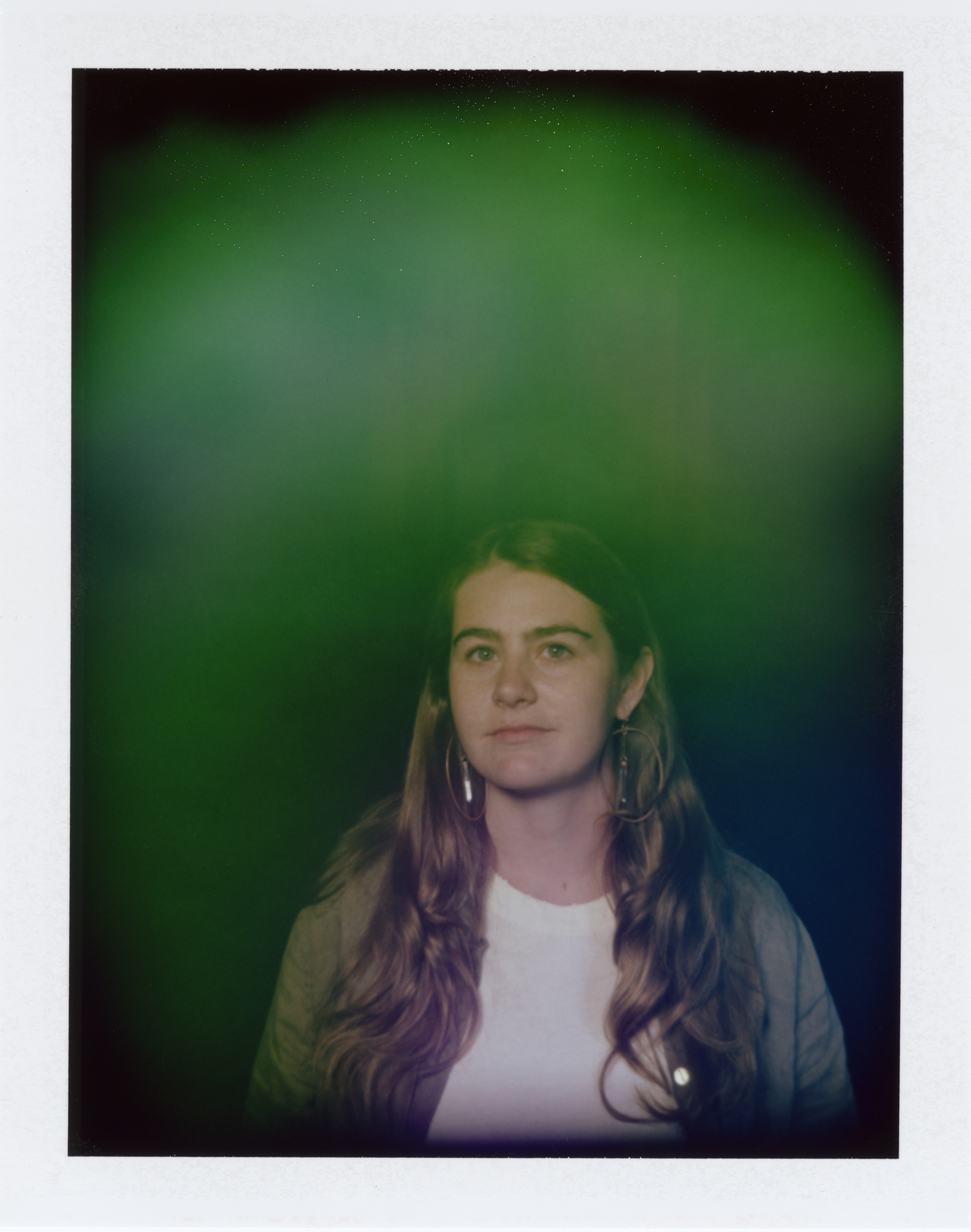 Aura photographed May 23rd at the Whitney Museum by Radiant Human
