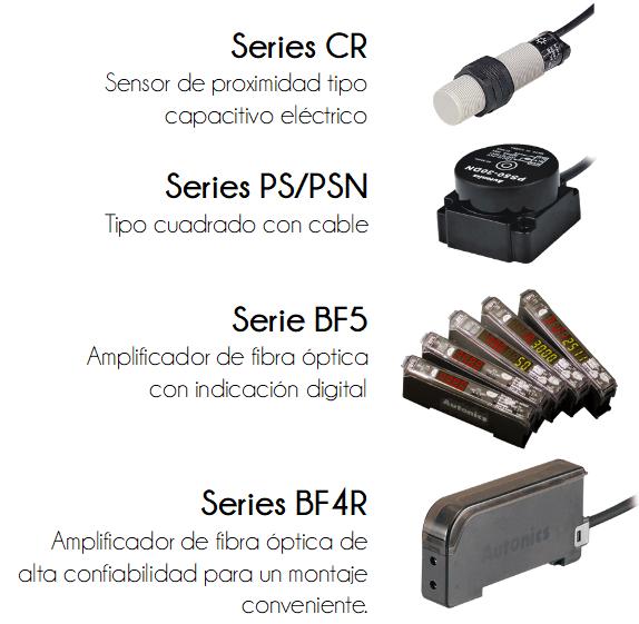Proximity sensors.