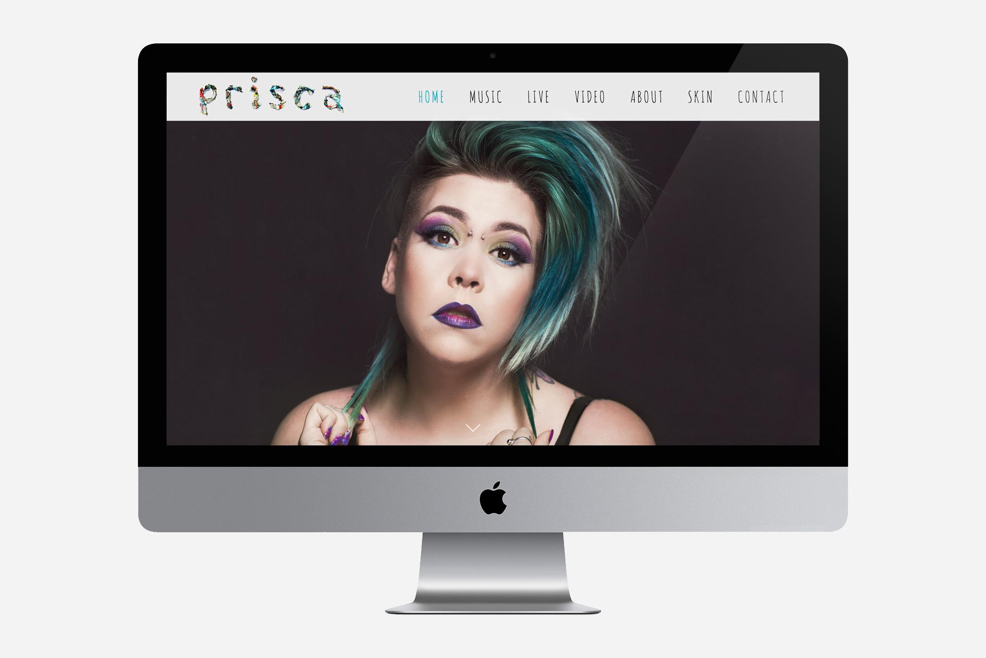 Prisca - Pop Artist