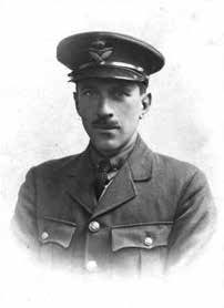 Collingwood Ingram in his WWI military uniform