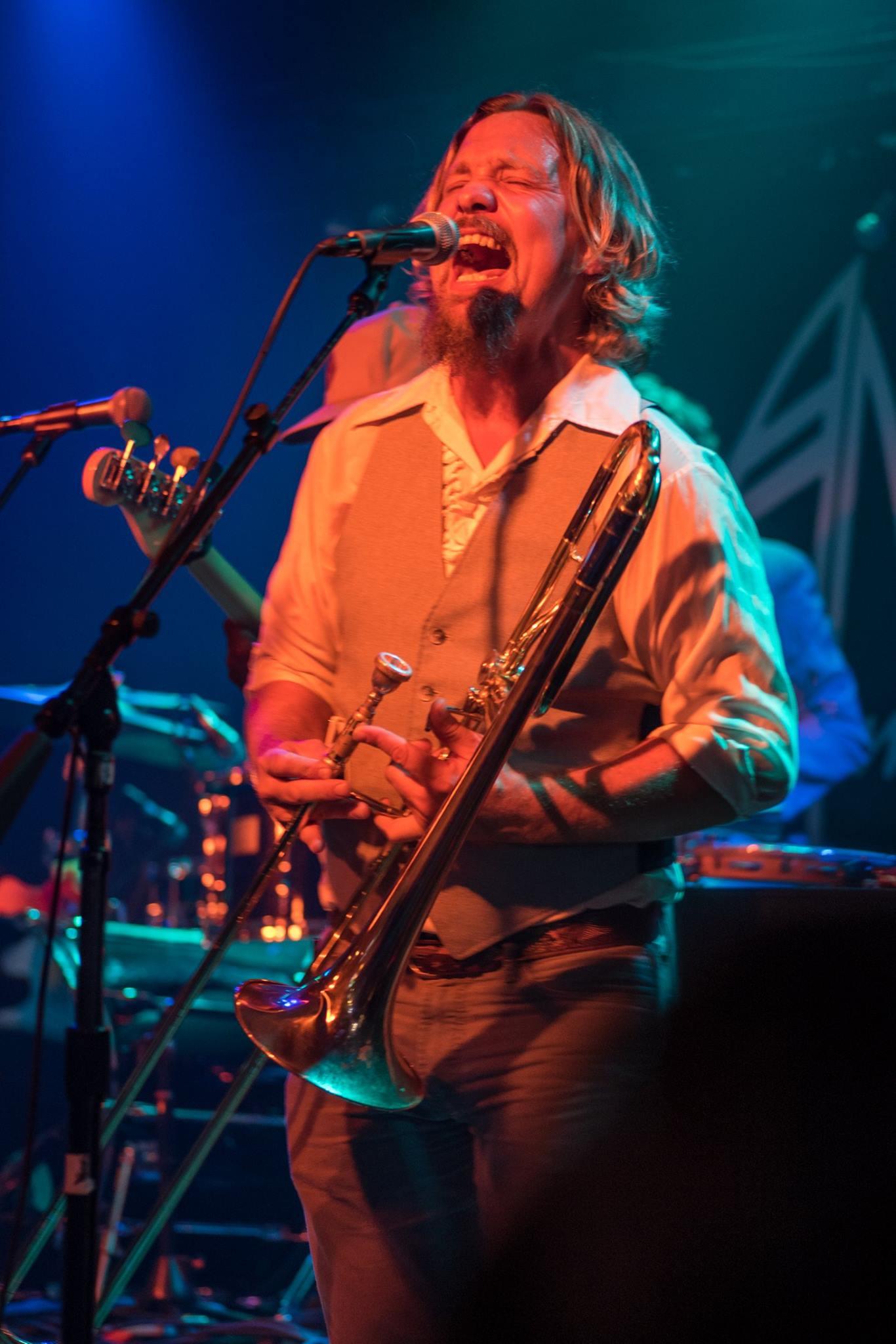 Ward Buckheister - Trombone, Vocals
