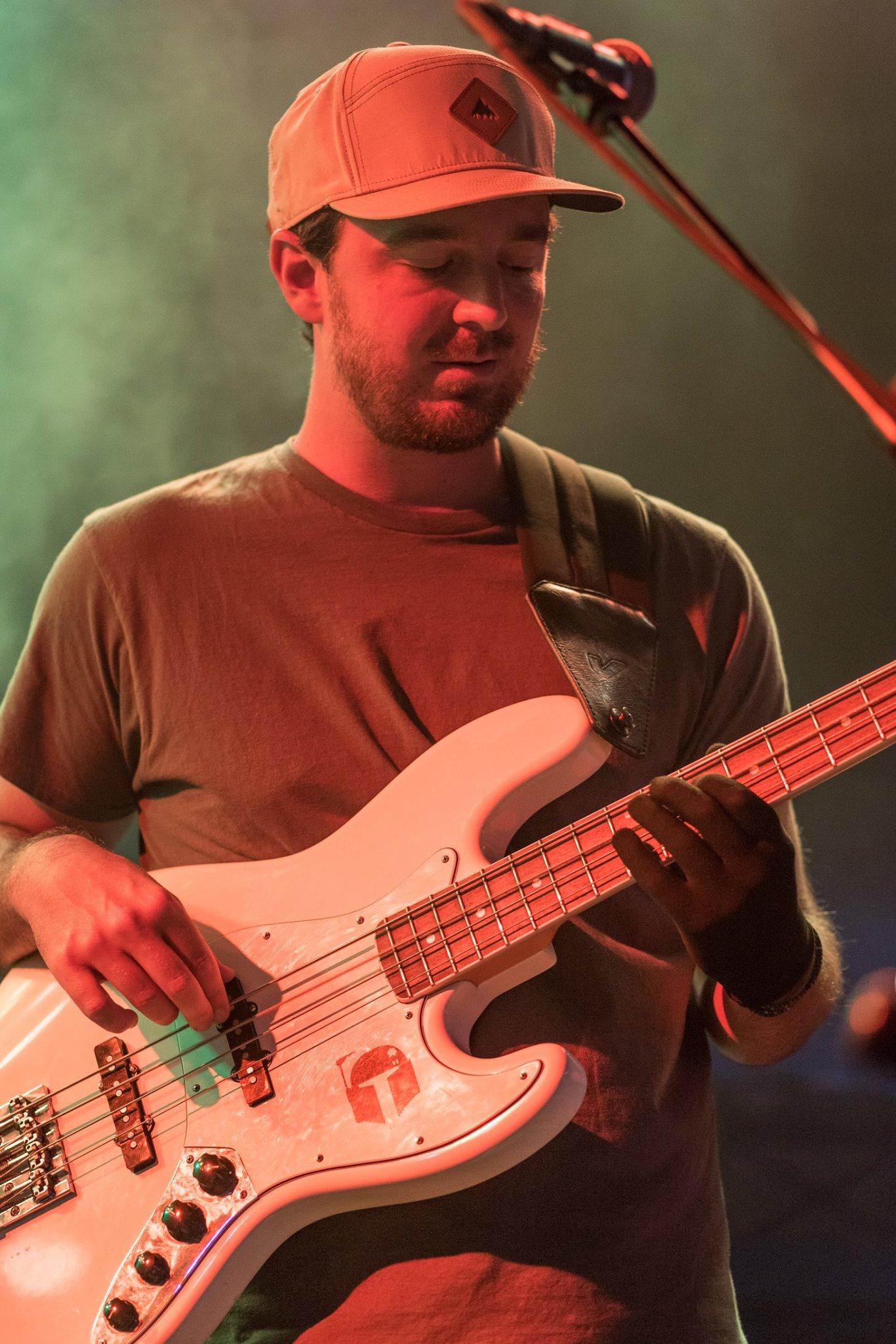 Matty Thompson - Bass, Vocals