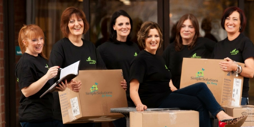 Simple Solutions For Living: Our Moving Assistance Team