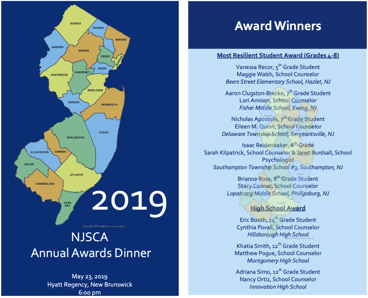 Link to 2019 Award Brochure