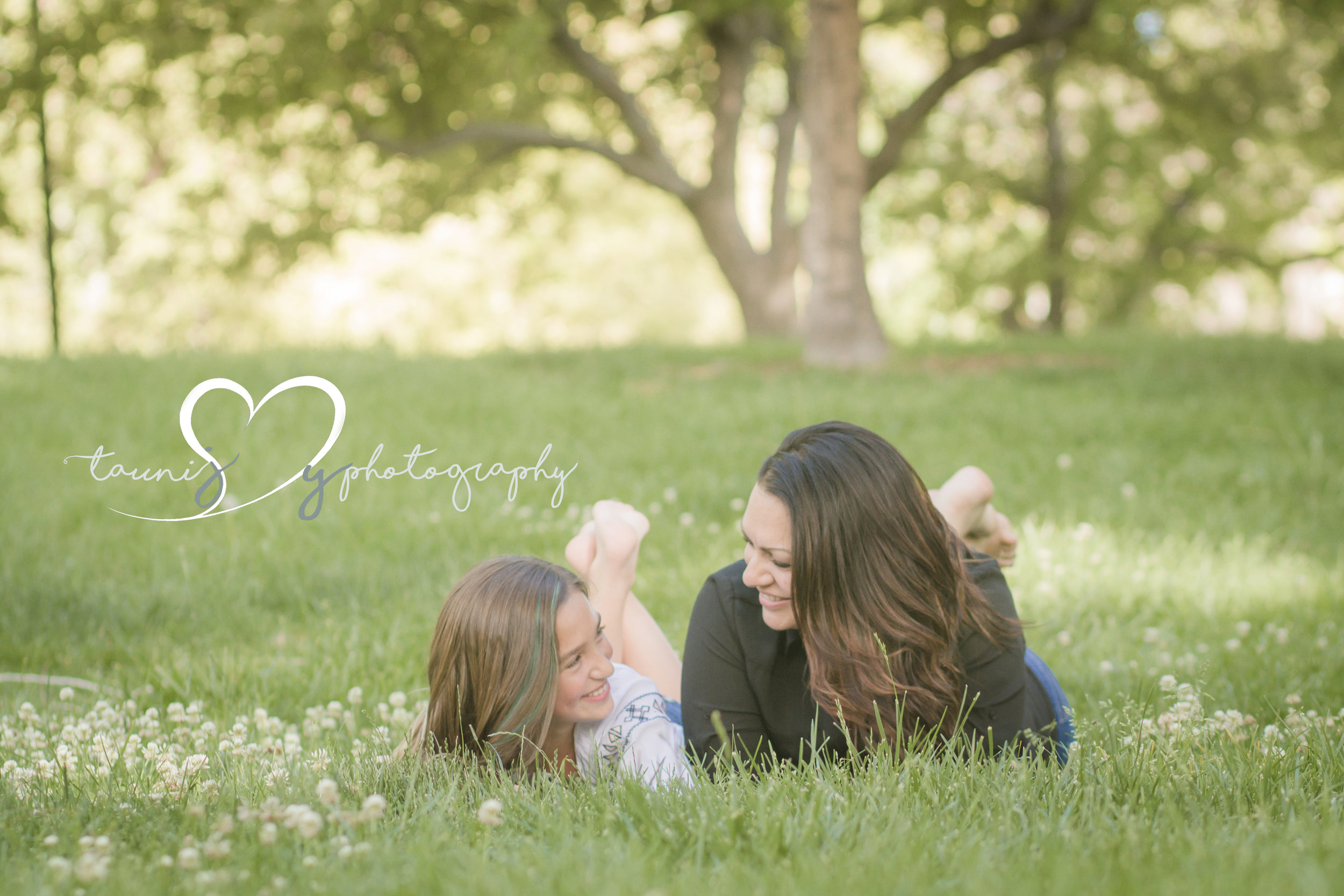 Mommy and me sessions, always a must! Moms need to be in the photos MUCH more often!