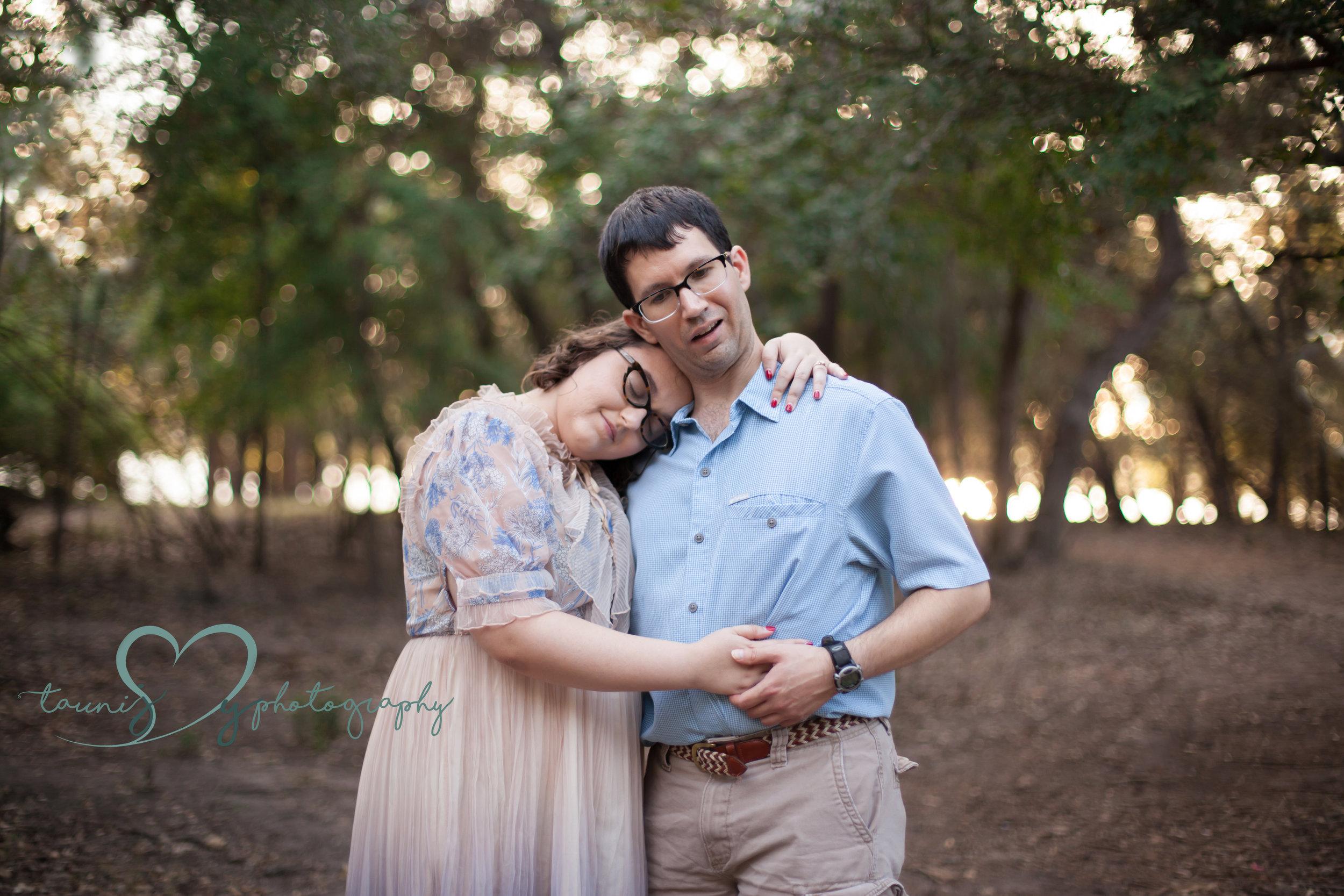 Engagement photographer Tauni Joy Photography