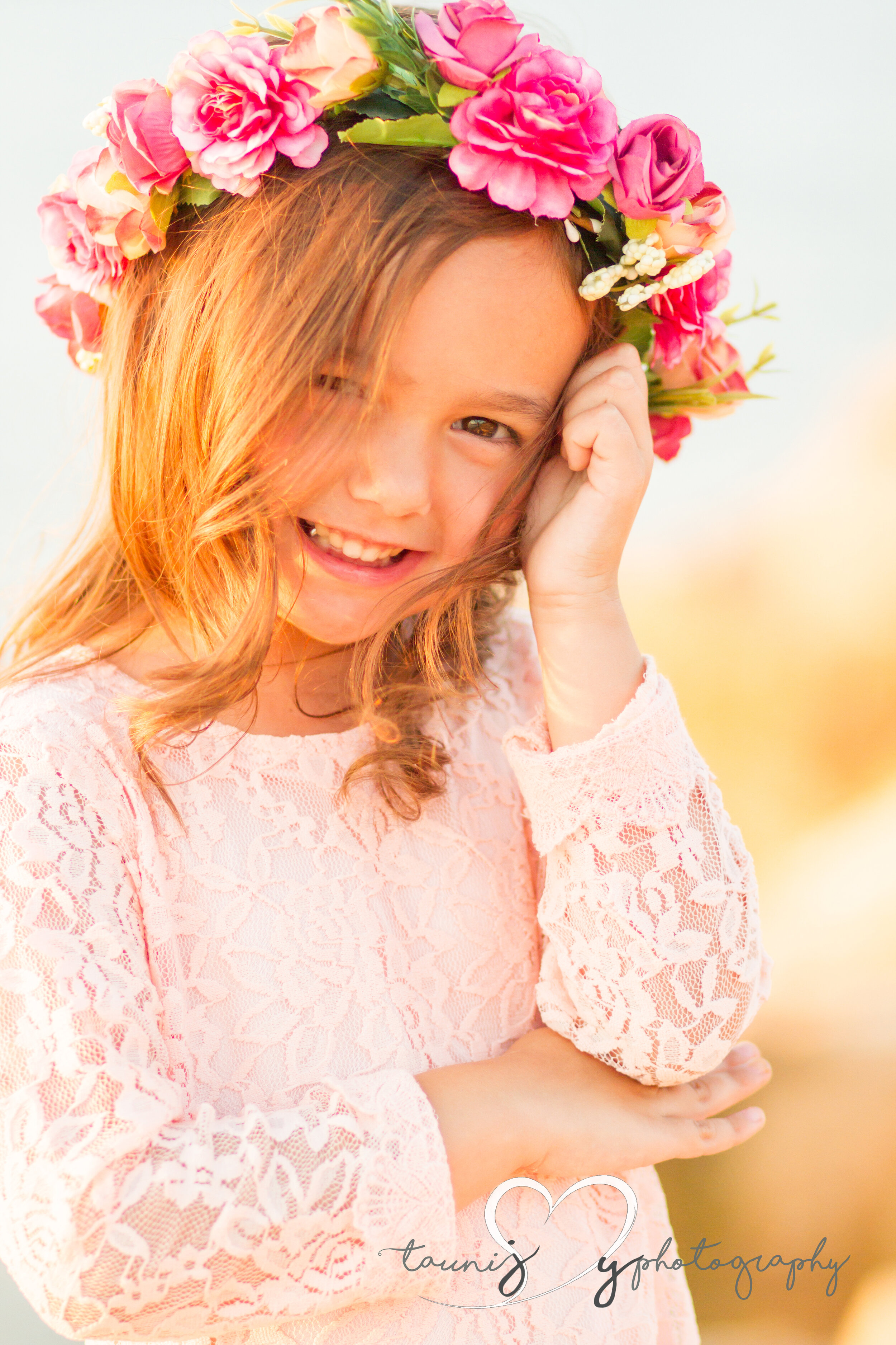 Children portraits are some of the sweetest.