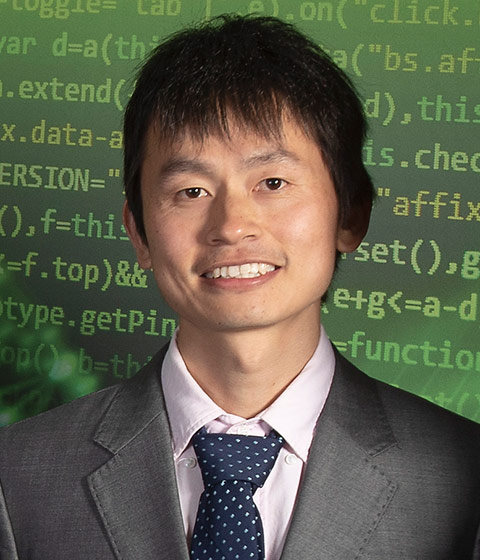 PlantTech research scientist  Hao Gao .