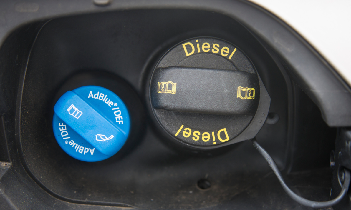 AdBlue® - Working towards reducing harmful emissions from modern diesel engines.