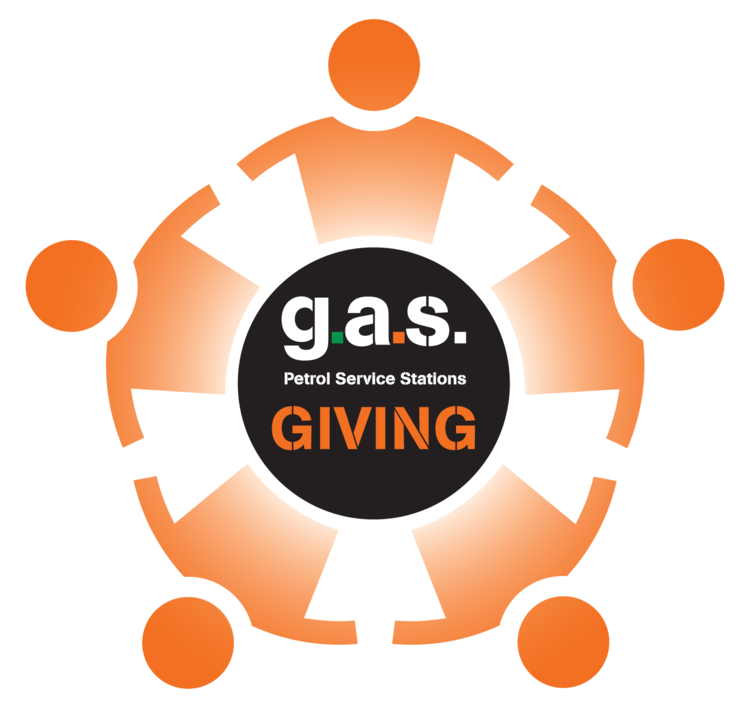 GAS GIVING - Giving back to our local communities.