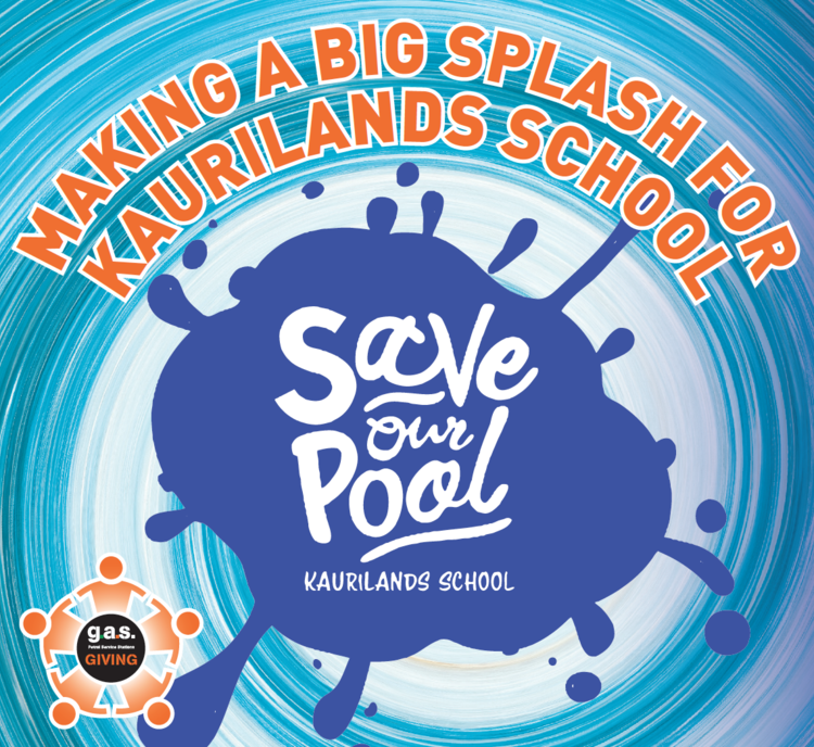 GAS KAURILANDS - Supporting Kaurilands School. Helping to raise funds to save their pool. Promotion has now ended.