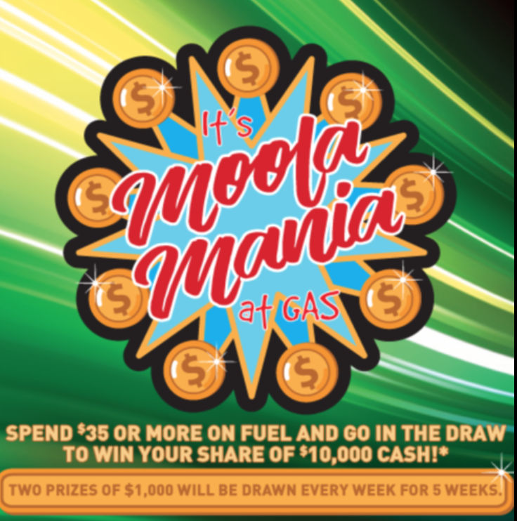WIN your share of $10,000 cash! This promotion has now ended.  Click here  to see who the lucky winners were.