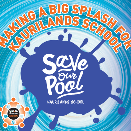 GAS Kaurilands made a big splash to help Kaurilands save their pool. They also shouted two classrooms Subway lunches. Yummy!