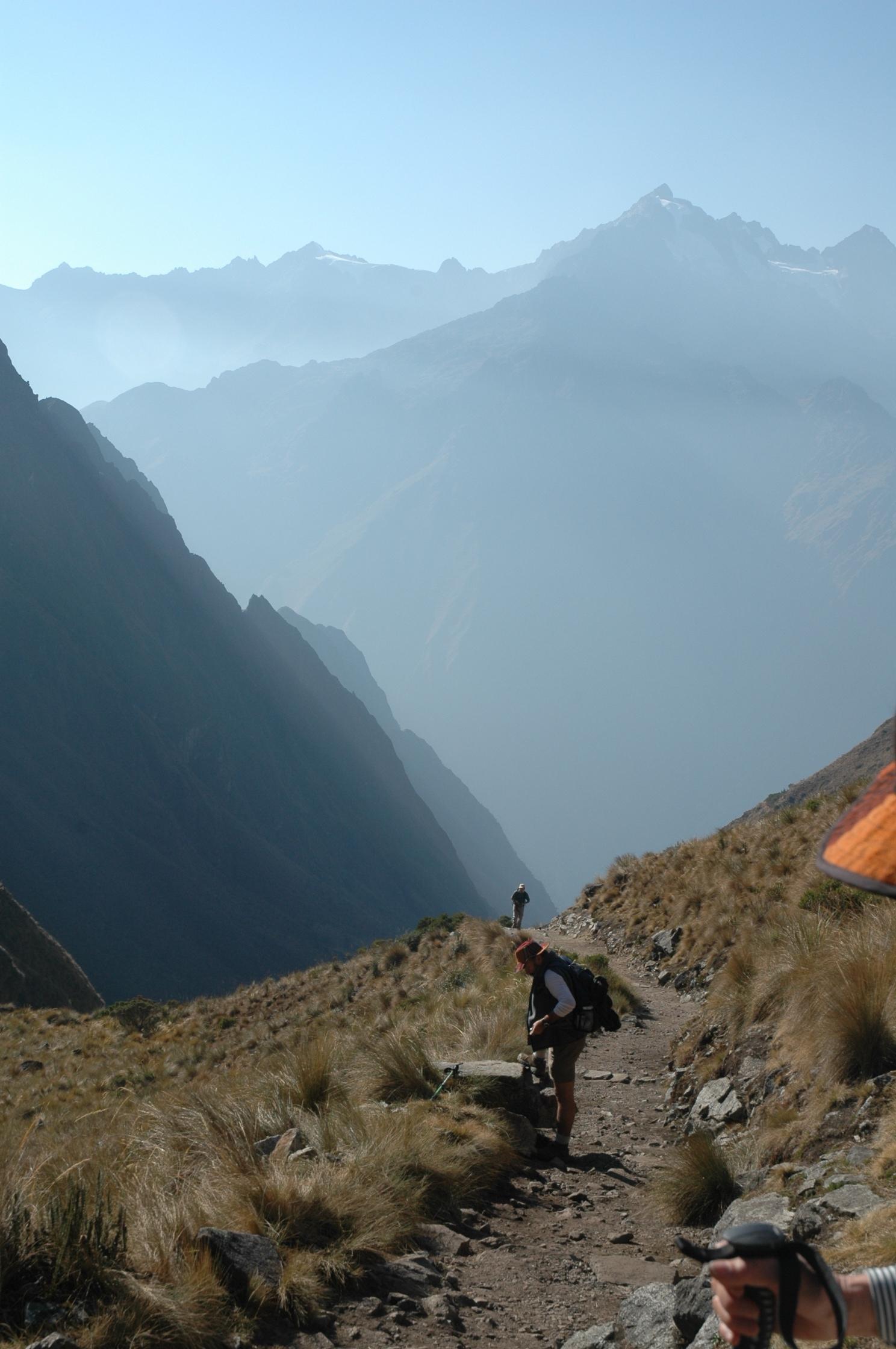 Sunrise Inca Trail.JPG