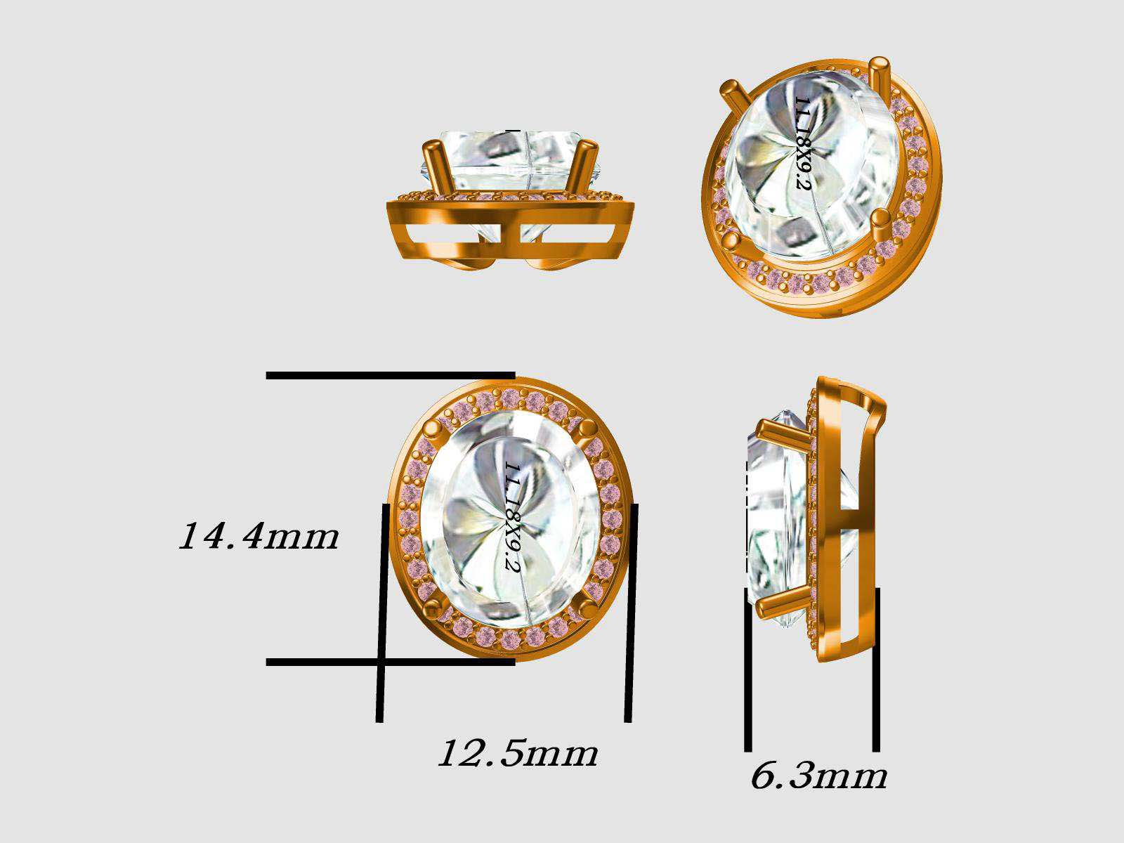 AU0044-kynite pendant rose gold CAD-P00235(粉)-1.jpg