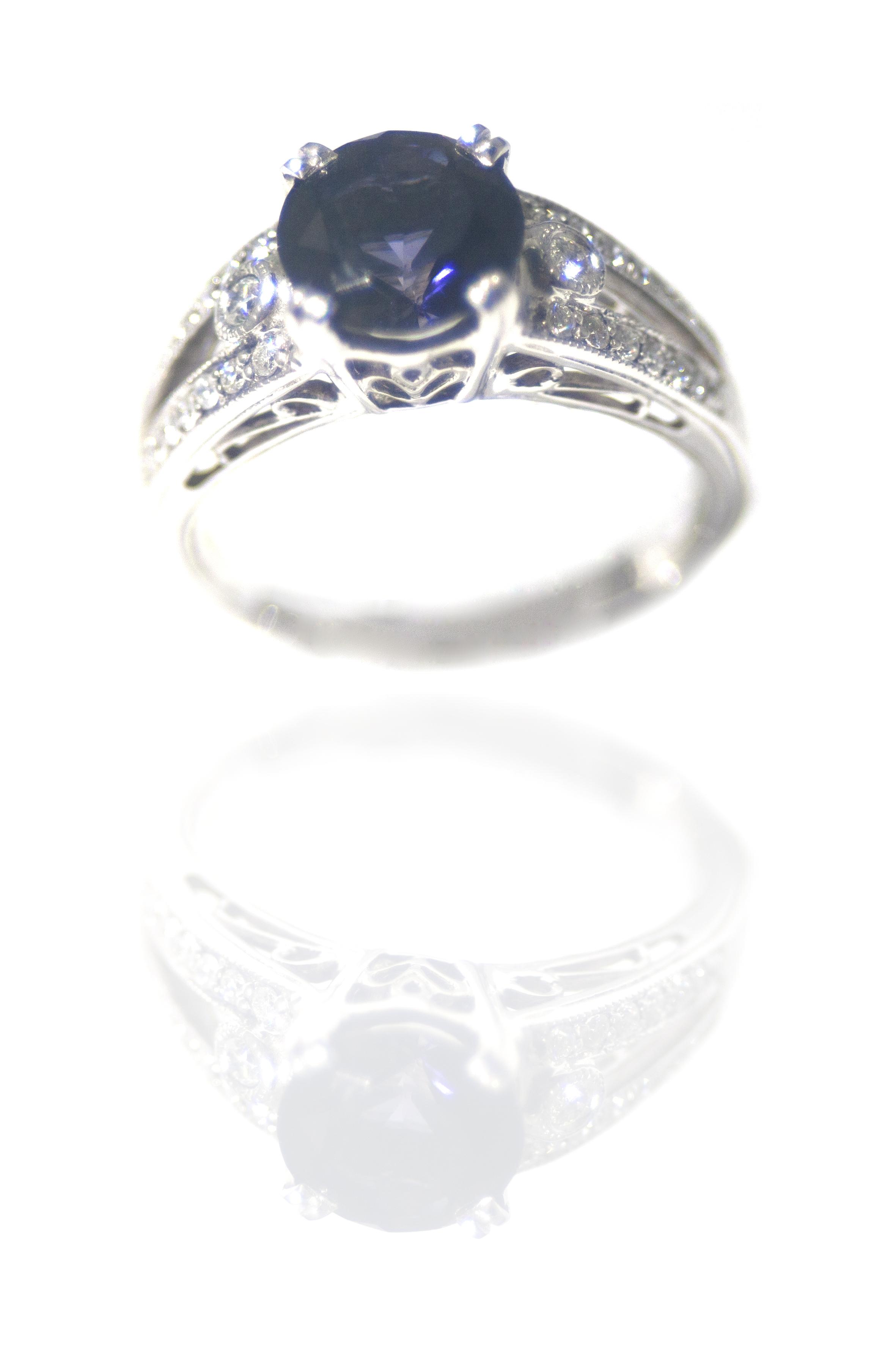 A unique semi-precious gem!