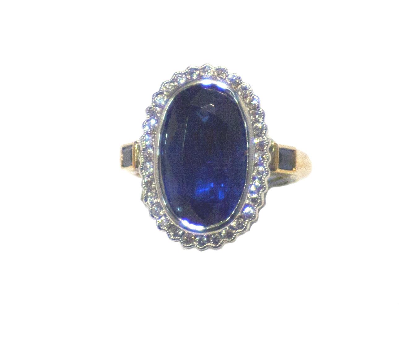 Kynite gold ring!