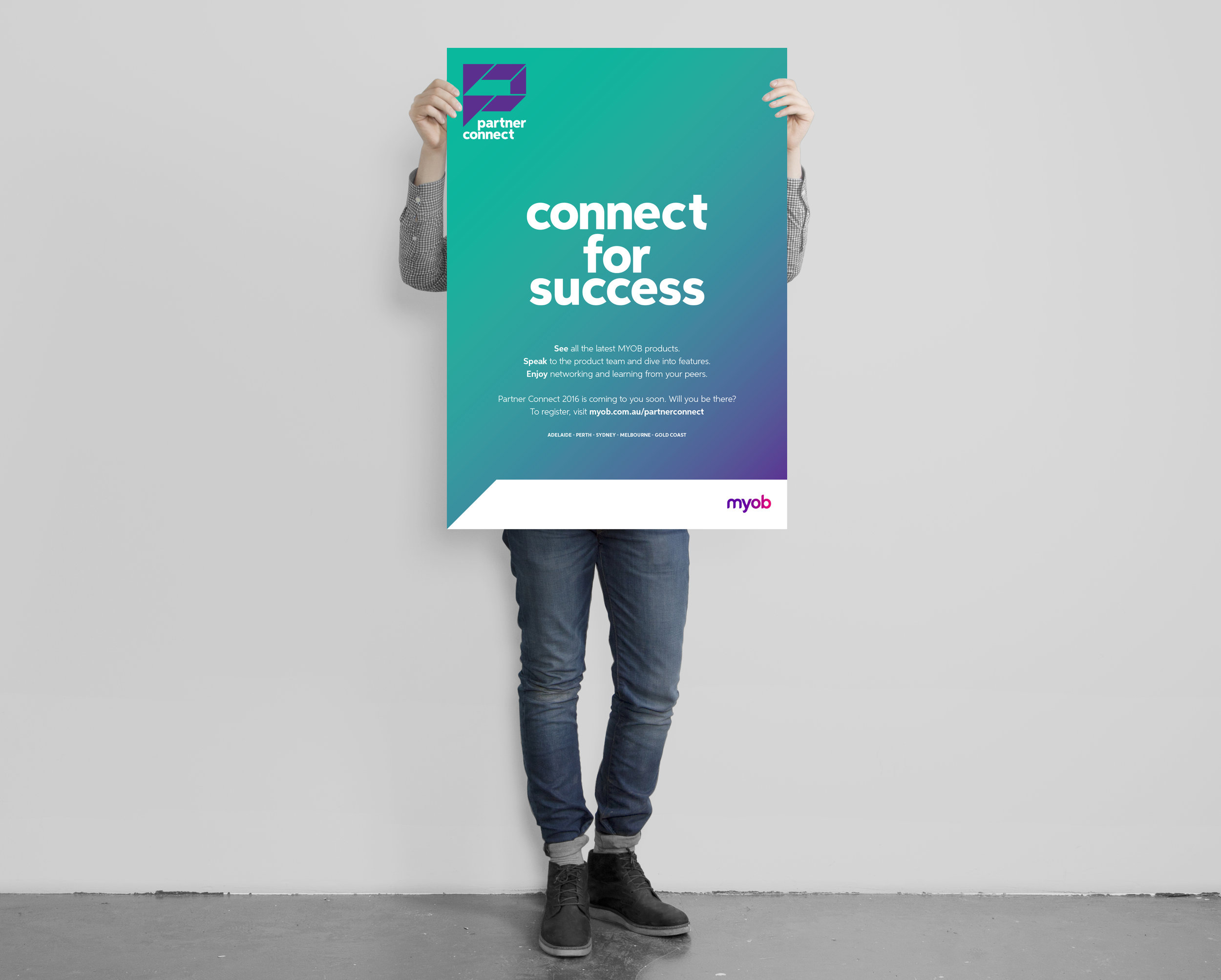 MYOB Partner Connect