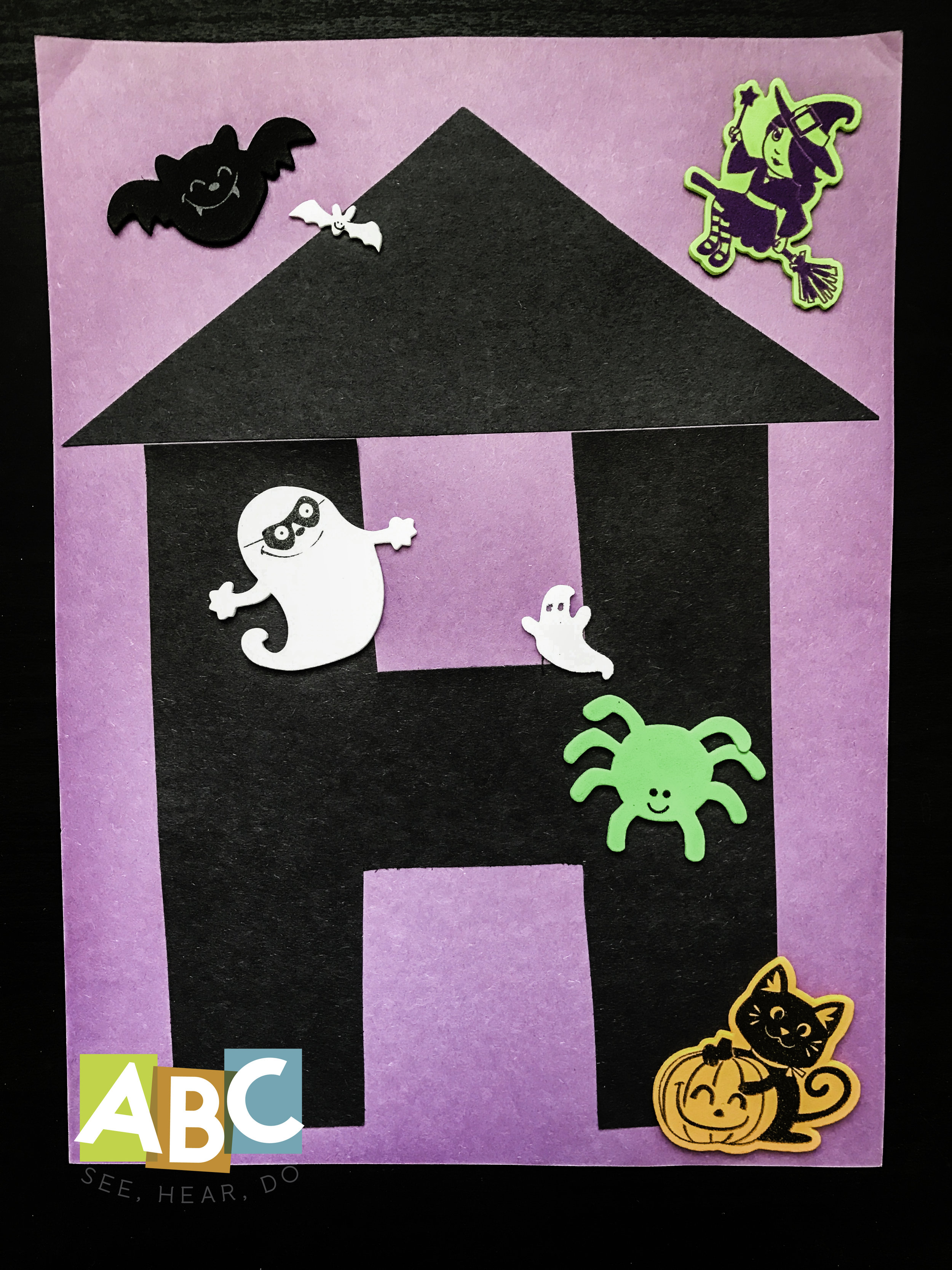 Letter H Crafts and Activities — ABC See, Hear, Do