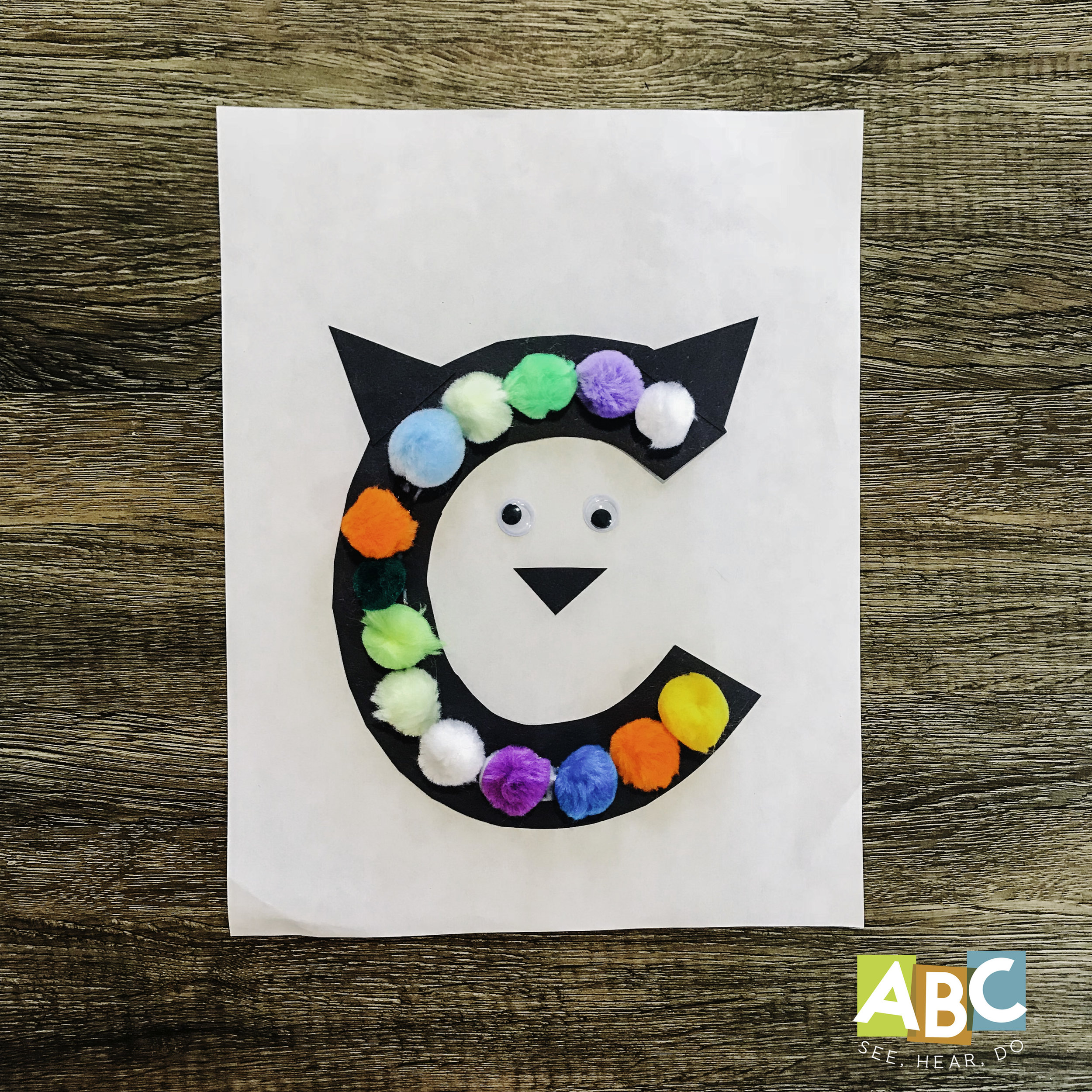 Letter C Crafts And Activities Abc See Hear Do