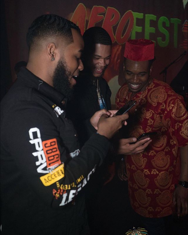 . When your ig crush posts that she's going to AFROFEST Chicago. Click on the link in our bio to meet them there ——————————————————————————————— #africatotheworld  #AfrofestChicago #afrofesttour19  #africatotheworld  #afrofesttour  #afrofestchicago  #linkinbio