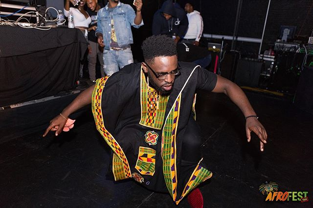 THAT AFROFEST ENERGY IS CONTAGIOUS ‼️‼️😩 Chicago less than 2 weeks away! Link in Bio  ____________________ #AfrofestChicago #AfrofestTour #AfricaToTheWorld