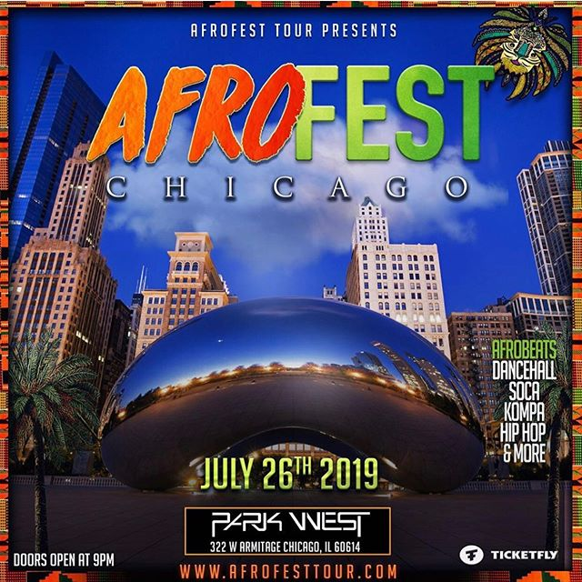 . Can't believe it's only 3 days away. Are y'all ready? I know we are 😈 ——————————————————————————————— #africatotheworld  #AfrofestChicago #afrofesttour19  #africatotheworld  #afrofesttour  #afrofestchicago  #july26  #linkinbio #workshop