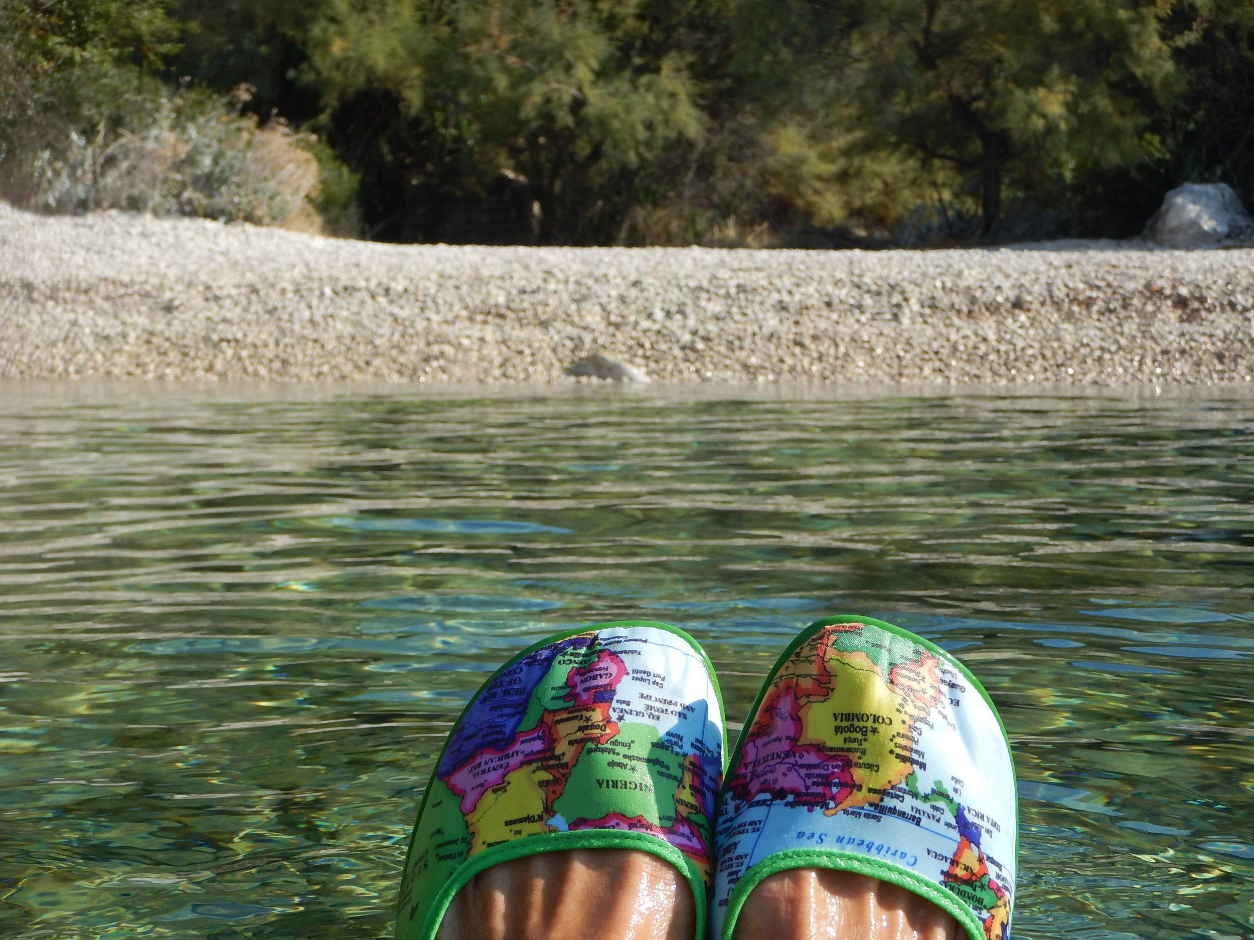 Off Korcula Island, Croatia