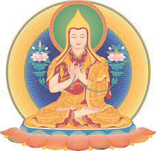 Heart Jewel is the daily practice of Kadampa practitioners and includes a special guru yoga of Je Tsongkhapa and a condensed sadhana to his Dharma Protector